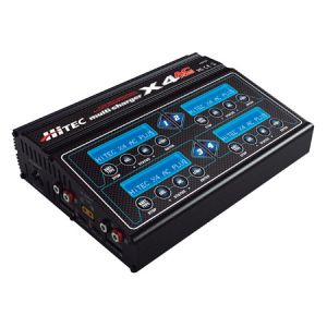 X4 AC+ 4 Channel AC/DC Charger