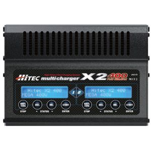 X2-400 2-Port DC Multicharger