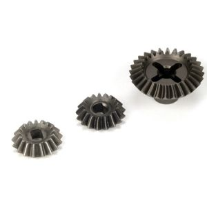 Bevel Gear Set, Front/Rear 28T/17T